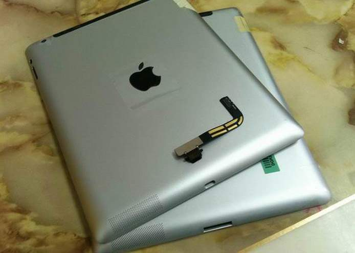 iPad ze złączem Lightning