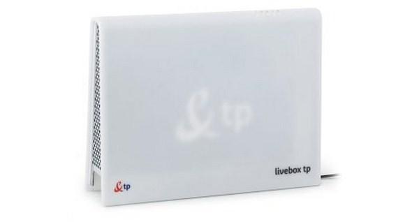 Prawdopodobnie najpopularniejszy router w Polsce: Livebox