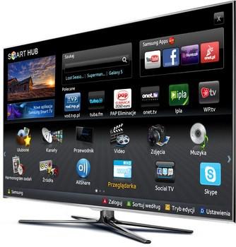 Smart TV może być częścią domu w chmurze