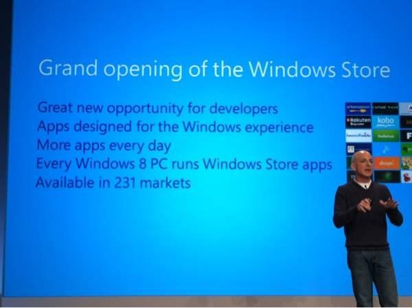 Steven Sinofsky przedstawia zalety Windows Store
