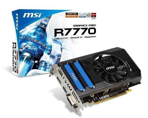 Głównym rywalem GeForce GTX 650 jest Radeon HD 7770, którego można kupić już za 420 złotych.
