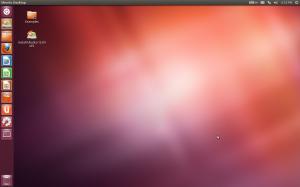 Ubuntu 12.04 z interfejsem Unity
