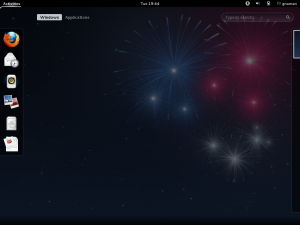 Fedora 17 (źródło: http://gnuman.com)