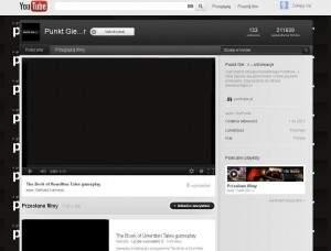 YouTube problem z filmikami