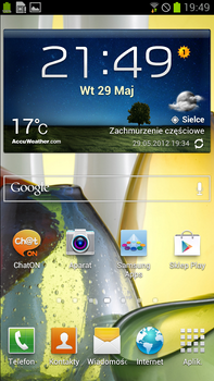 TouchWiz to nakładka Samsunga na system Android