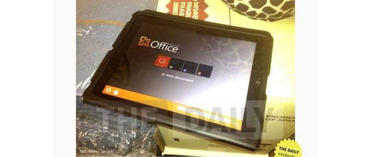 Office dla iPada