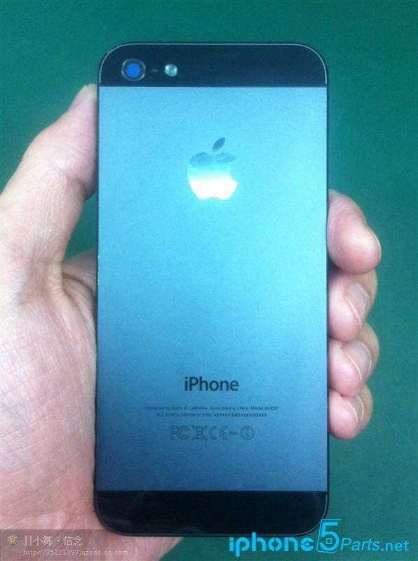 Tylny panel smartfona Apple iPhone 5S?