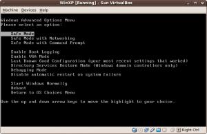 Jak uruchomić tryb awaryjny (Windows XP)?