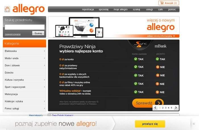 Stare Allegro
