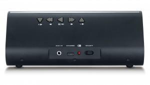 Przenośny głośnik stereo z technologią Bluetooth od Geniusa