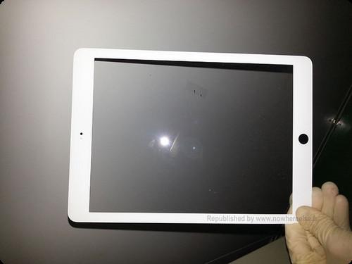 Przedni panel iPada 5