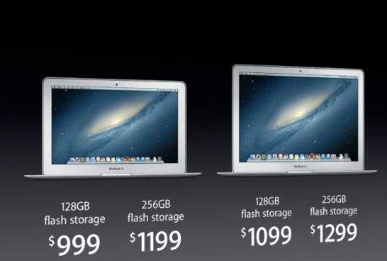 MacBook Air - ceny