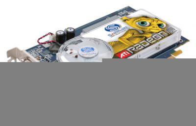 Radiator w wersji X1300 XT kształtem odpowiada znanemu z X1650 PRO. Zamiast miedzi użyto aluminum