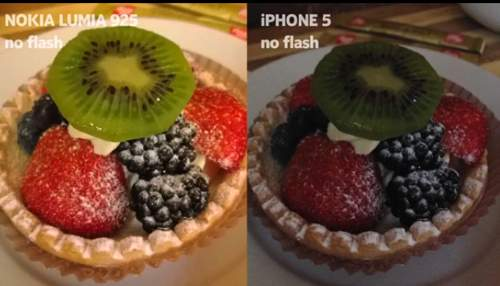 Lumia 925 kontra iPhone 5