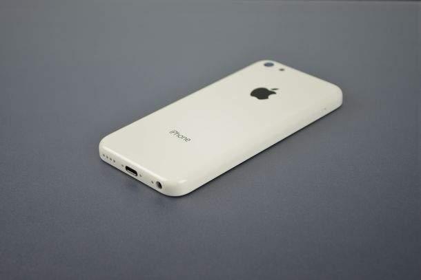 iPhone 5C - biały