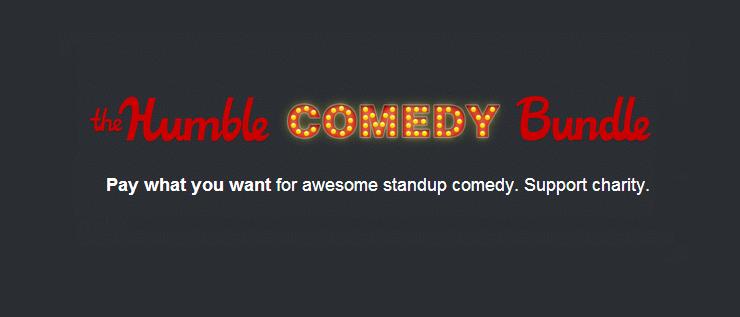 Humble Comedy Bundle