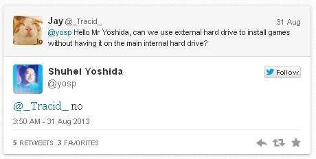 PS4-Shuhei Yoshida odpowiada na pytania graczy