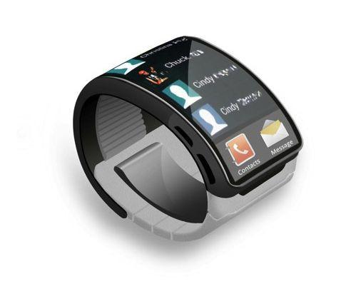 Samsung Galaxy Gear - koncept
