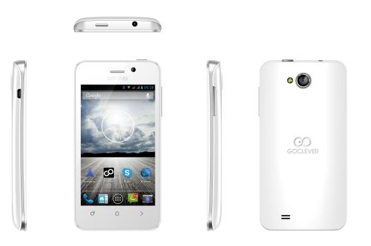 GoClever Quantum 4, czyli nowy smartfon za 399zł, teraz w promocji za 299zł