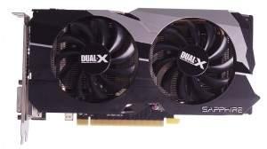 Sapphire Radeon HD 7790 OC działa nieznacznie szybciej od modelu referencyjnego.