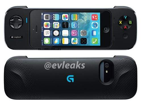 Kontroler gier dla iPhone'a