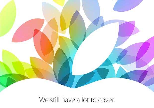 Zaproszenie Apple na konferencję