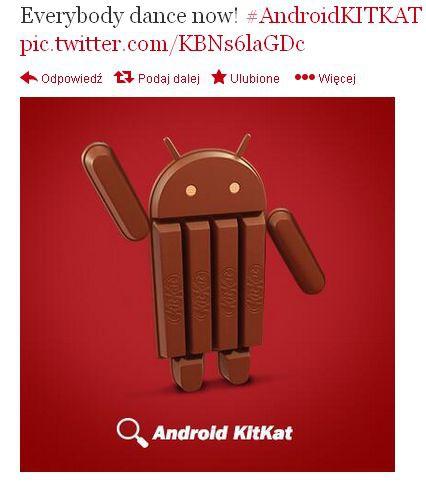 Android 4.4 KitKat wysyła sygnały: premiera 28 października