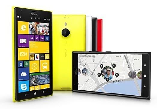 Phablety Nokia Lumia 1520 i Lumia 1320 oficjalnie. Ogromna wydajność i 6 cali