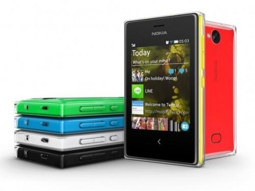 Nokia prezentuje nowe telefony Asha, w tym model z obsługą 3G