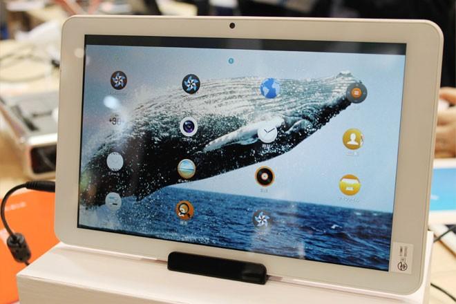 Pierwszy tablet z systemem Tizen wylądował w Japonii