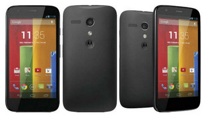 Motorola Moto G, czyli słabsza wersja Moto X dla reszty świata