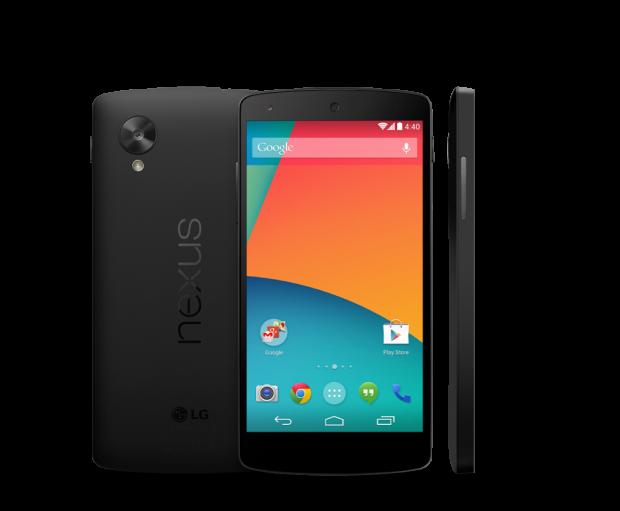 Producent chciał, żeby nowy Nexus 5 nazywał się LG Nexus G