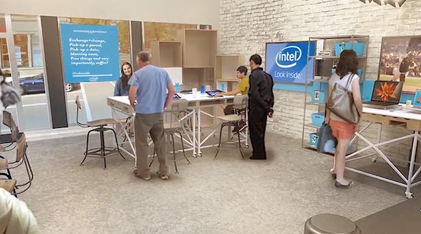 Intel pozazdrościł firmom Apple i Microsoft i otwiera własny sklep