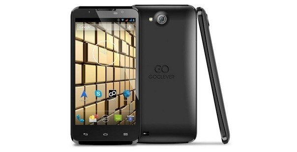 Insignia 5X, czyli nowy pięciocalowy smartfon od GoClever