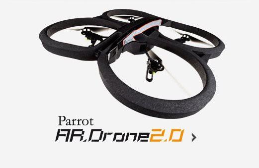 Cywilny dron atakujący i przechwytujący innego drona? To już możliwe
