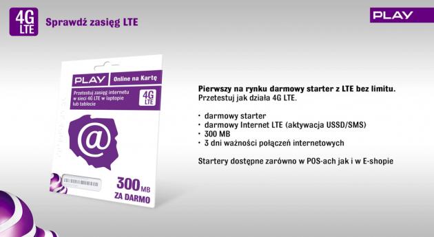 4G LTE Play
