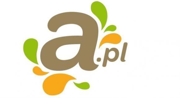 Logotyp a.pl należący do firmy Internet S.A.