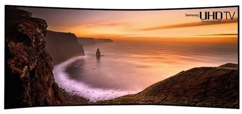Nadchodzą 105-calowe zakrzywione TV o rozdzielczości 5120 x 2160 pikseli