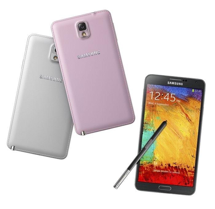 Nowy i tani phablet Samsung Galaxy Note 3 Lite nie będzie miał ekranu Full HD
