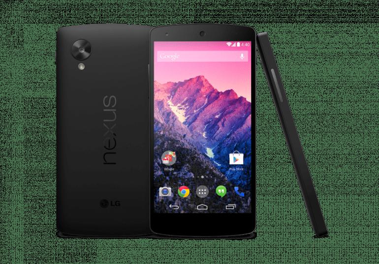 Nexus 5 od LG debiutuje w Polsce