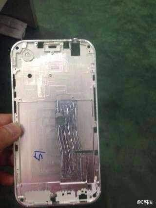 Rzekoma obudowa smartfona Apple iPhone 6