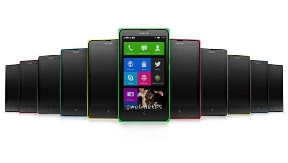 Nokia Normady