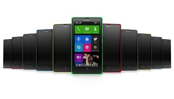 Nokia Normandy z Androidem i...interfejsem Metro UI