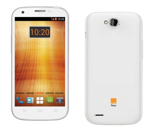 Orange Reyo to nowy smartfon z Androidem. Konkurencja dla Plus Kazam?