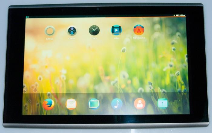 Tablet InFocus New tab F1 z Firefox OS