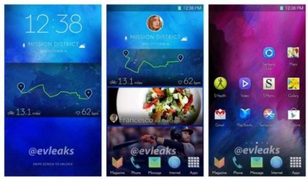 Nowa wersja interfejsu TouchWiz