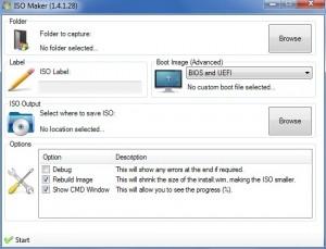 Ten moduł programu WinToolkit pomoże ci przygotować obraz płyty instalacyjnej do nagrania na pusty nośnik.