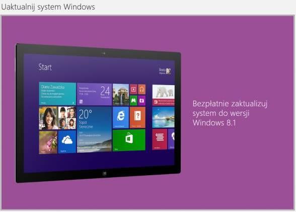 Wersji RTM następcy Windows 8.1 możemy spodziewać się już w październiku