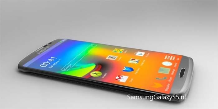 Koncept Samsunga Galaxy S5