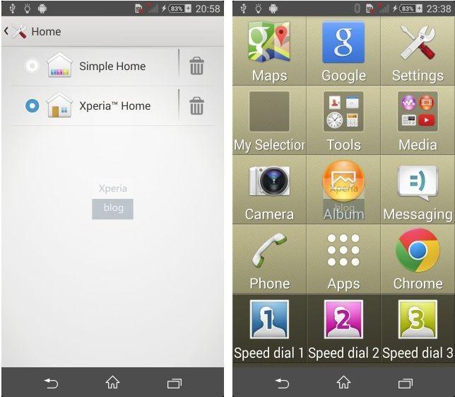 Sony Xperia Z2 Sirius na zdjęciach. Zobacz jak wygląda interfejs i poznaj interesujące funkcje